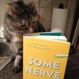 "Books Arrive! Reader pics ""I've got Some Nerve"""