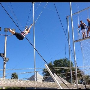 Esther F. on Trapeze
