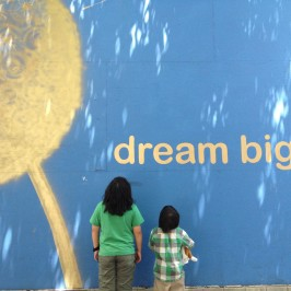Dream Big…and Then Get to Work