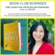 Join me! Summer Reading Book Club at Heart Strides on Facebook