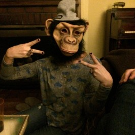 """A """"Planet of the Apes"""" Fear-Facing Viewing Party hosted by Sheri Silver? Ooh ooh ah ah!"""
