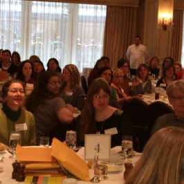 Why women's networking groups work