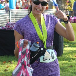 Part of a Team: Finding a TRIBE, finishing a triathlon – a guest post by Catarina Cabrera