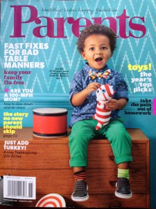 Parents Magazine - October 2013
