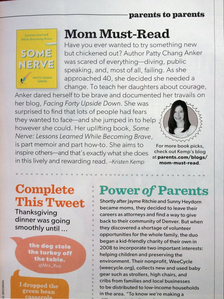 Parents Magazine - Mom Must Read