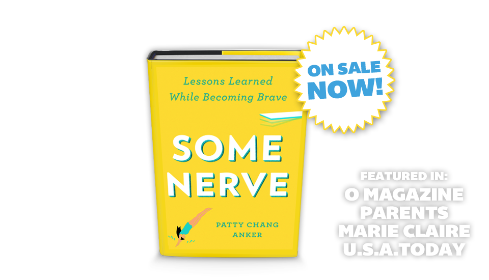 Some Nerve – Lessons Learned While Becoming Brave