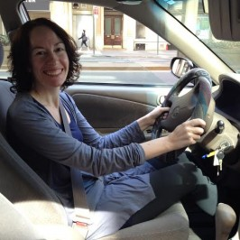 Goodbye Fear of Driving! Kris P. hits the road